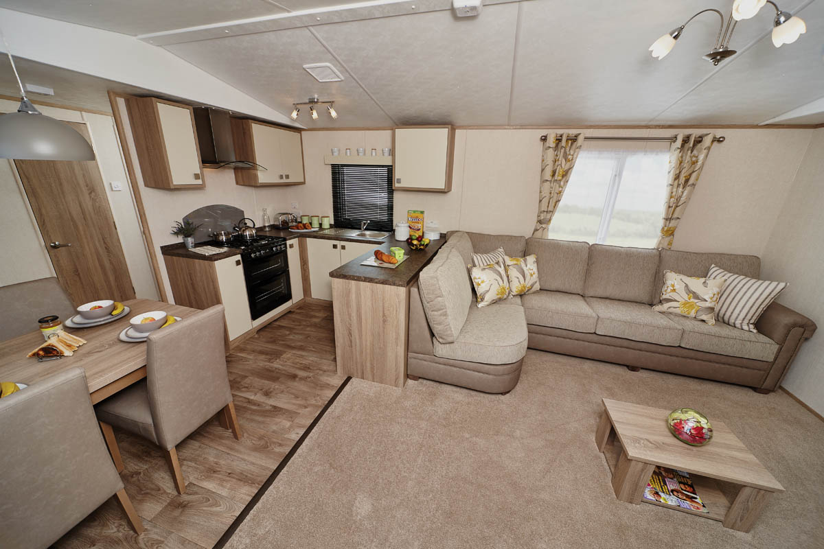 New Static Caravan For Sale Hentervene Holiday Park