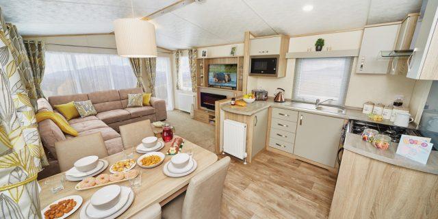 New static caravan for sale