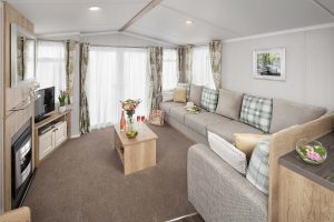 New static caravan for sale