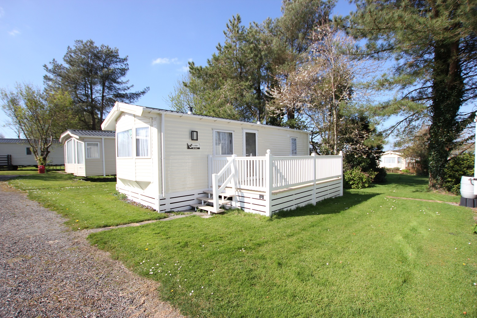 Static Caravan for sale. Willerby Rio Gold. SOLD
