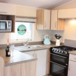 Static caravan to let