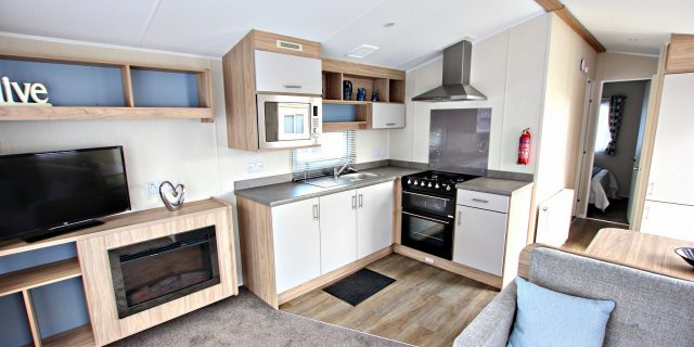 Holiday caravan for sale