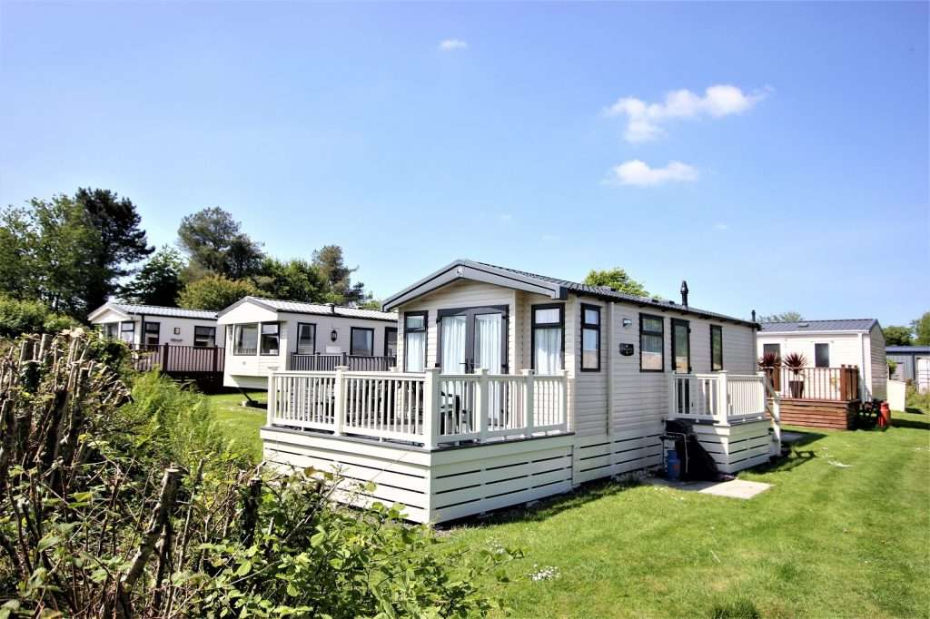 static caravans for sale Cornwall