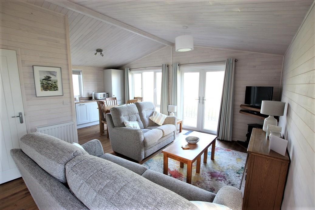 New holiday lodge for sale. SOLD