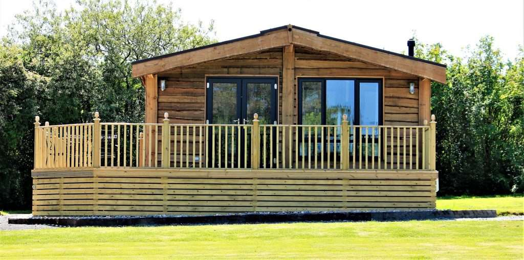Holiday lodge for sale