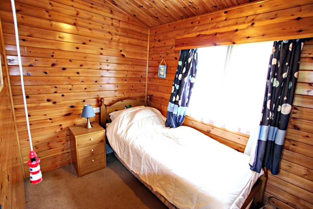Picture of: Timber Lodge For Sale In Cornwall Sold Hentervene Holiday Park